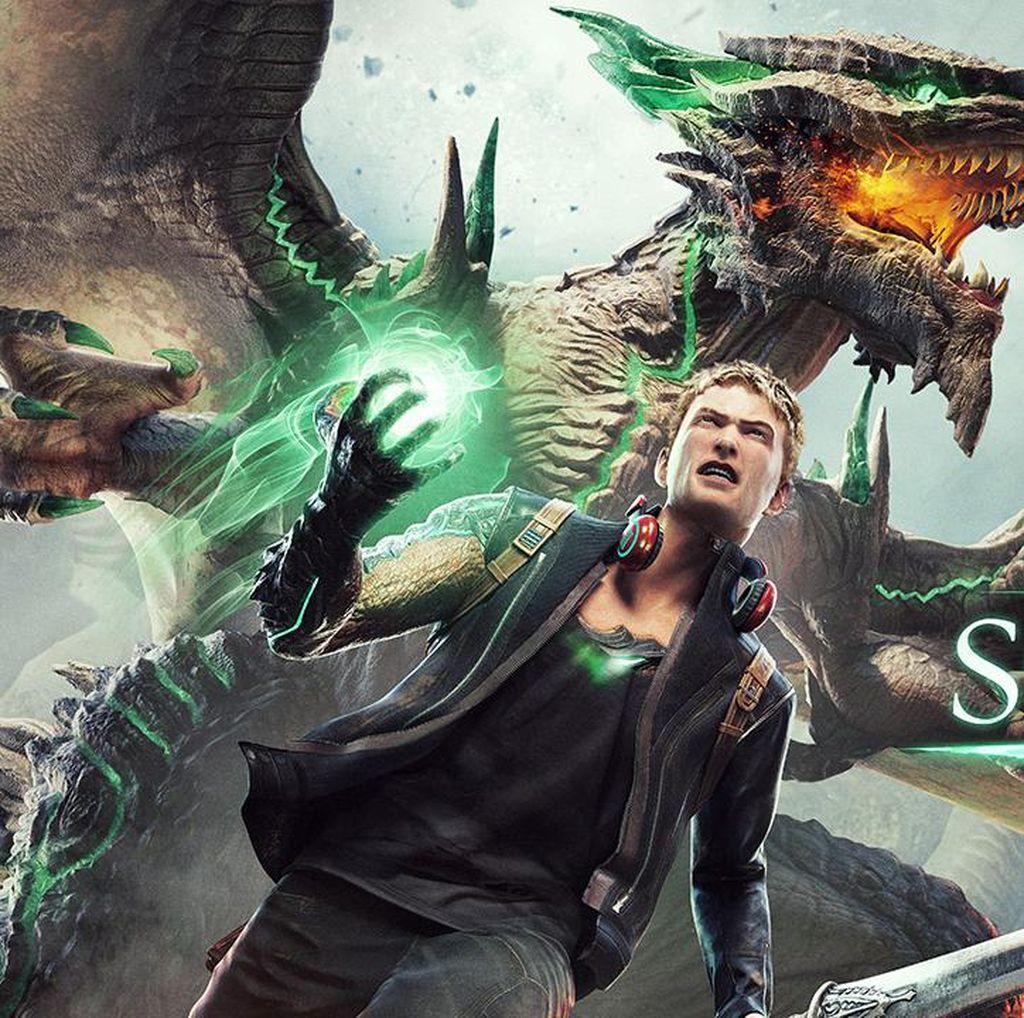Game Eksklusif Xbox One Scalebound Batal, Pembuatnya Depresi