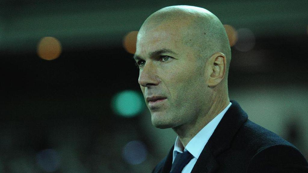 Madrid Takkan Terpengaruh Kekalahan Atas Sevilla