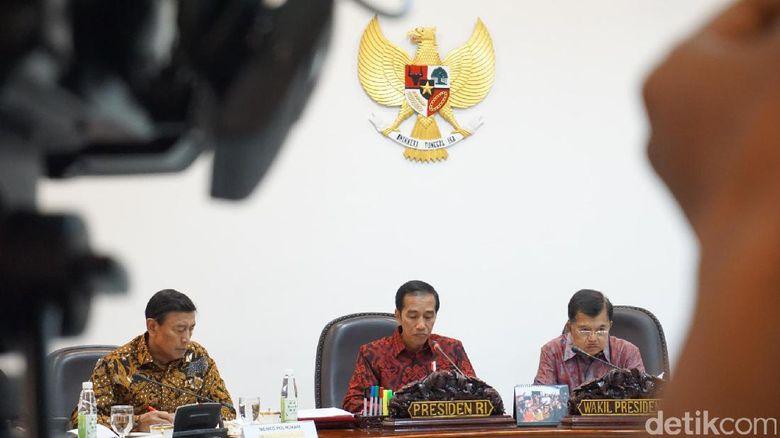 Jokowi: Tahun 2017, Target Restorasi Gambut 400 Ribu Hektare