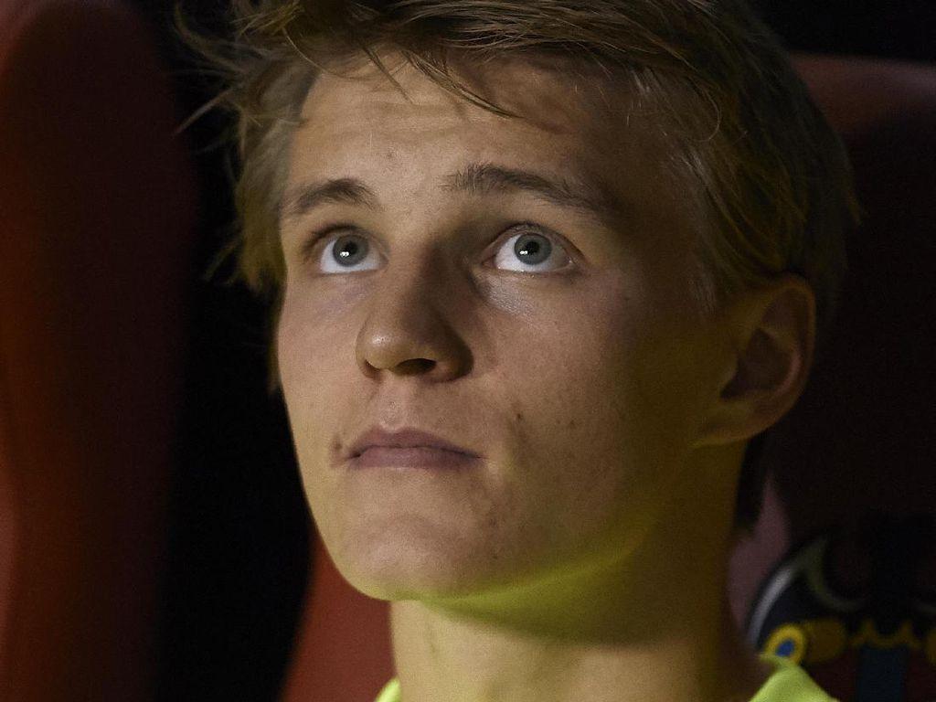 Madrid Pinjamkan Odegaard ke Heerenveen