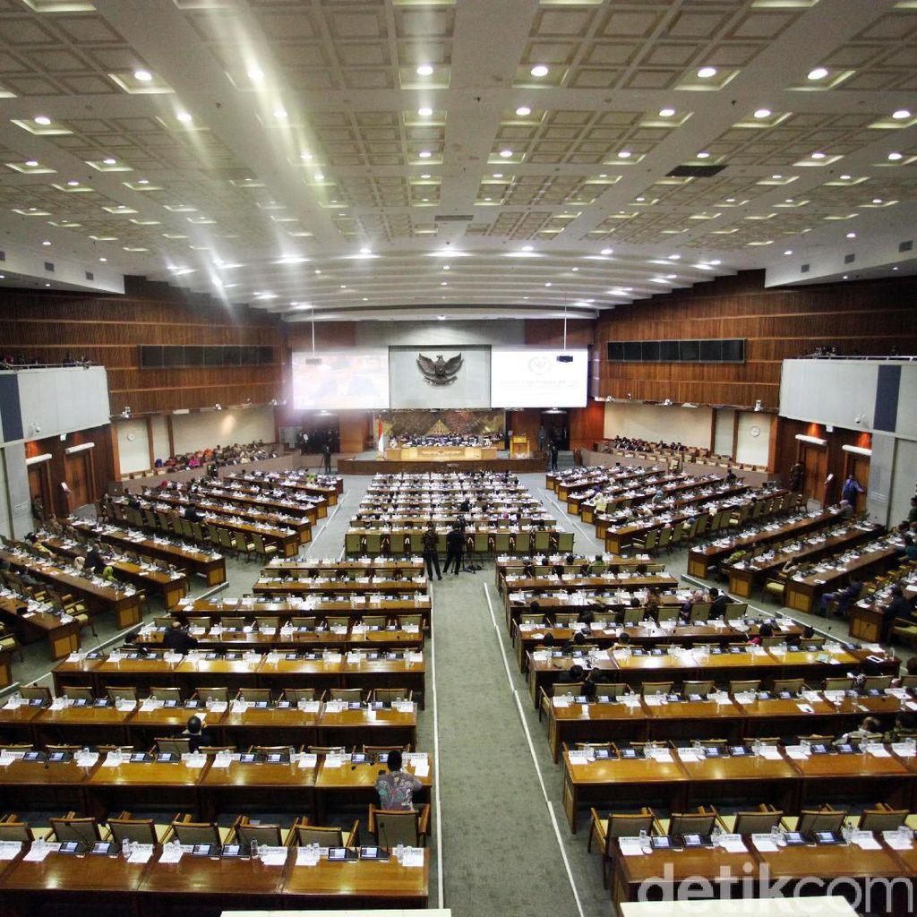 Revisi UU MD3 Bakal Jadi Inisiatif DPR di Paripurna Pekan Depan