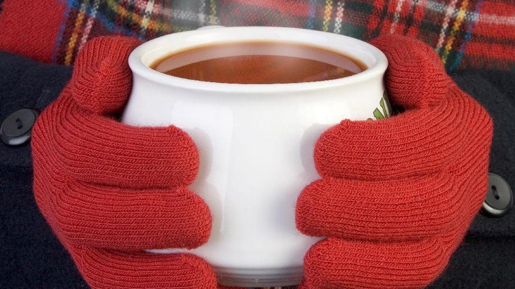 Jika Suhu Turun di Bawah 0 Derajat, Kafe Ini Beri Sup Gratis