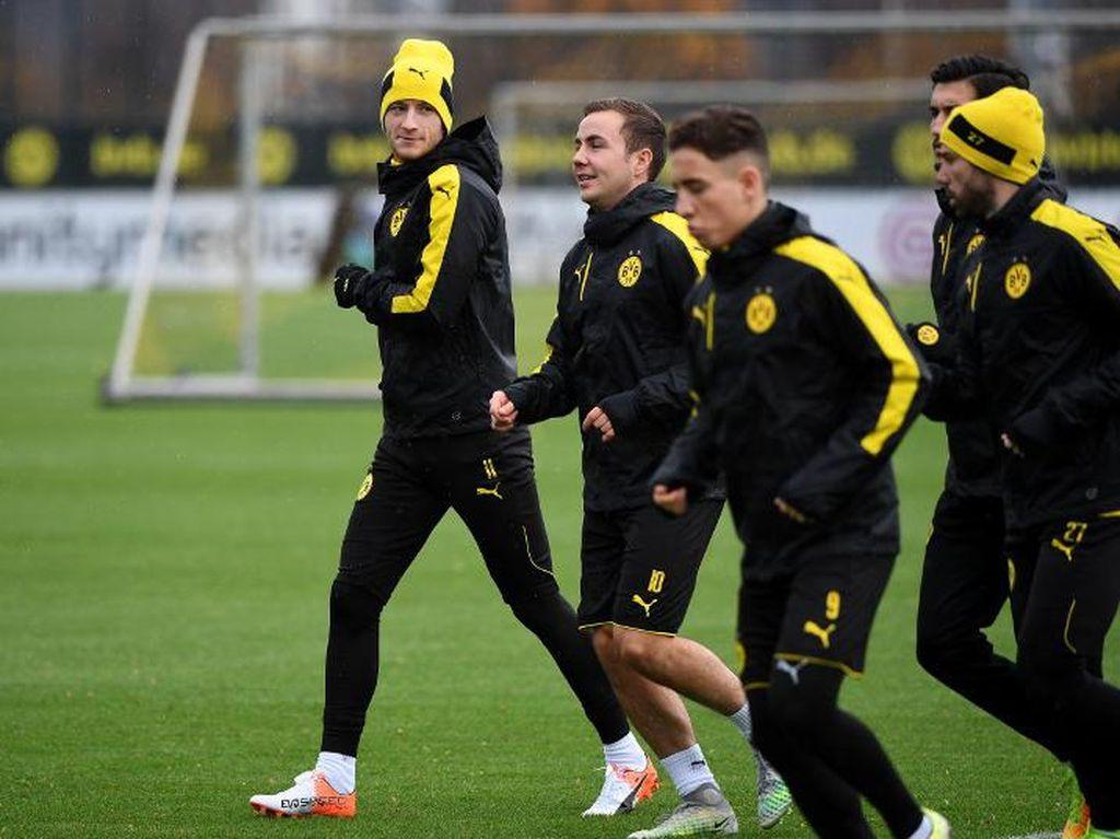 Tatap Rueckrunde, Dortmund Bertekad Pulihkan Poin-Poin yang Hilang