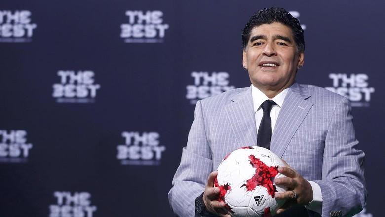 Lagi, Maradona Serang Icardi