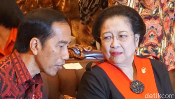 Mega: Terima Kasih Bapak Presiden, 1 Juni Jadi Hari Pancasila
