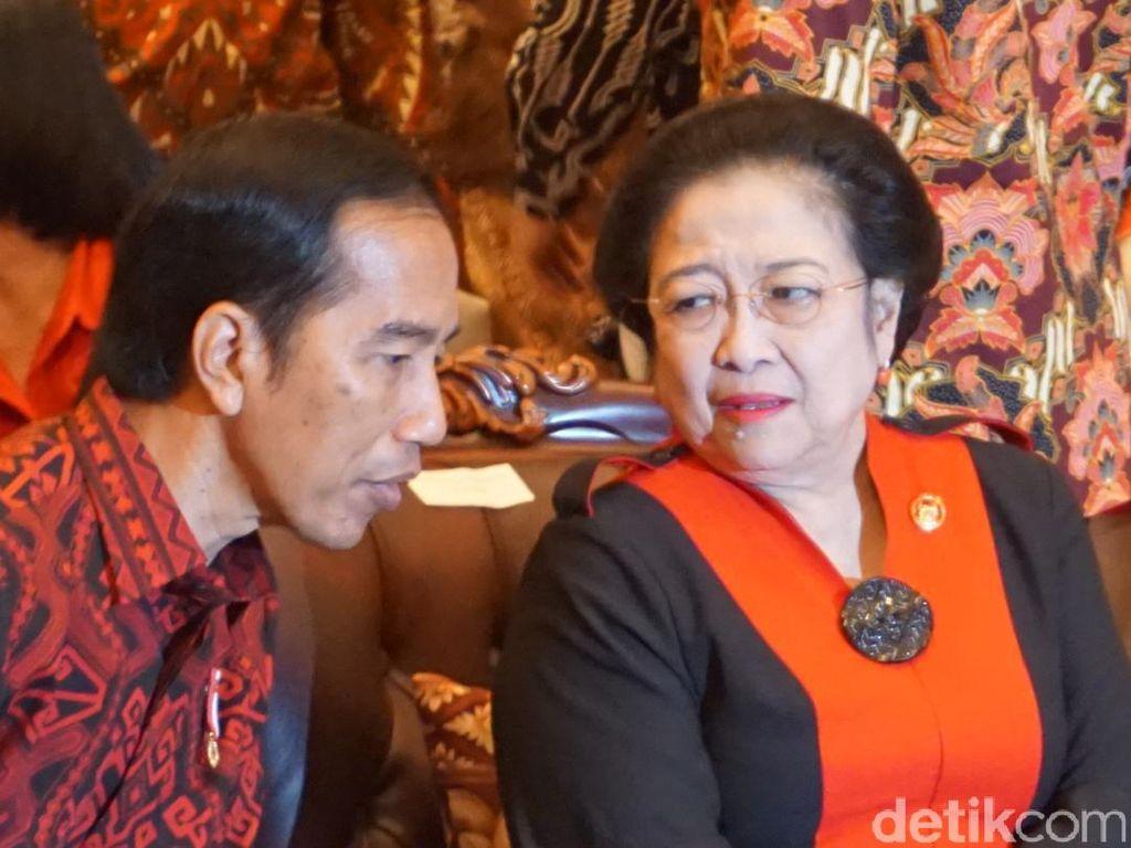 Ketua MPR Yakin Naik Pangkat Megawati Bukan Balas Budi Jokowi