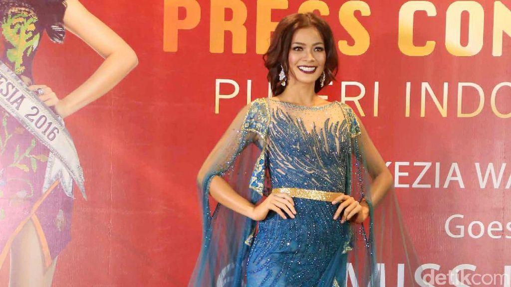 Juara Kontes Pra-Miss Universe, Kezia Warouw Makin Optimis Menang