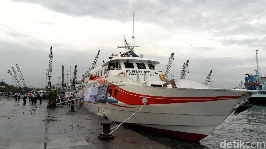 Wisata ke Kepulauan Seribu dari Sunda Kelapa, Kini Ada KM Express Bahari 3B