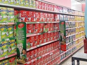 Beragam Promo Susu Berhadiah Groseri di Transmart dan Carrefour