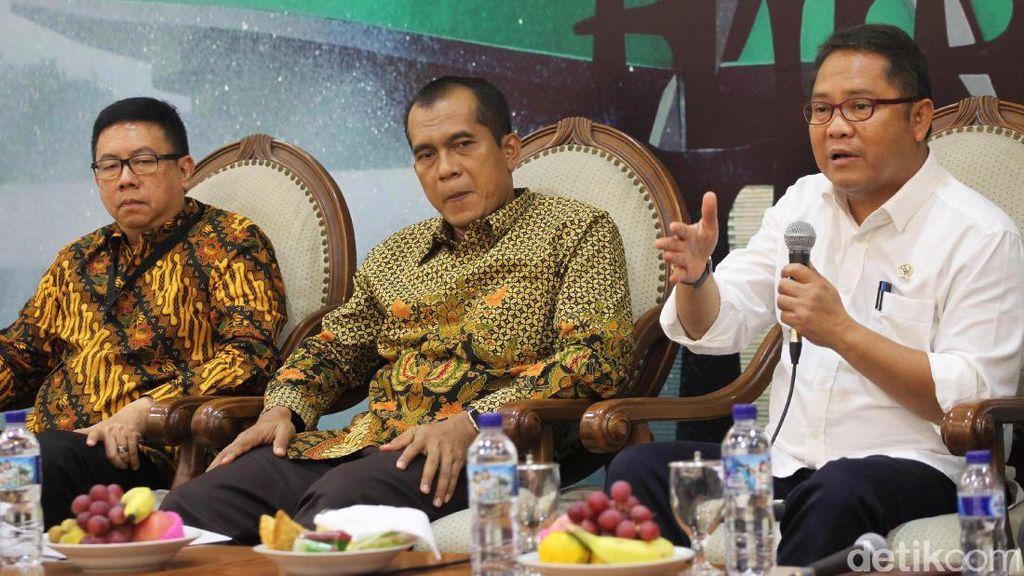 Menkominfo Rudiantara Hadiri Diskusi News or Hoax