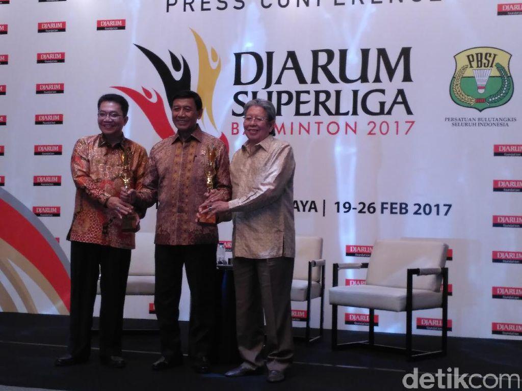 Djarum Superliga Badminton Hibur Publik Surabaya Lagi