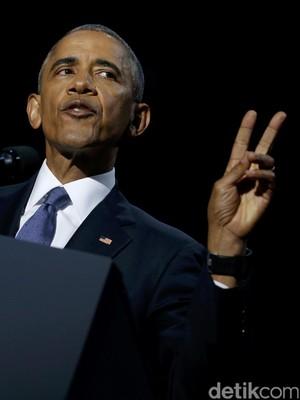 Mengintip Tempat Liburan Obama