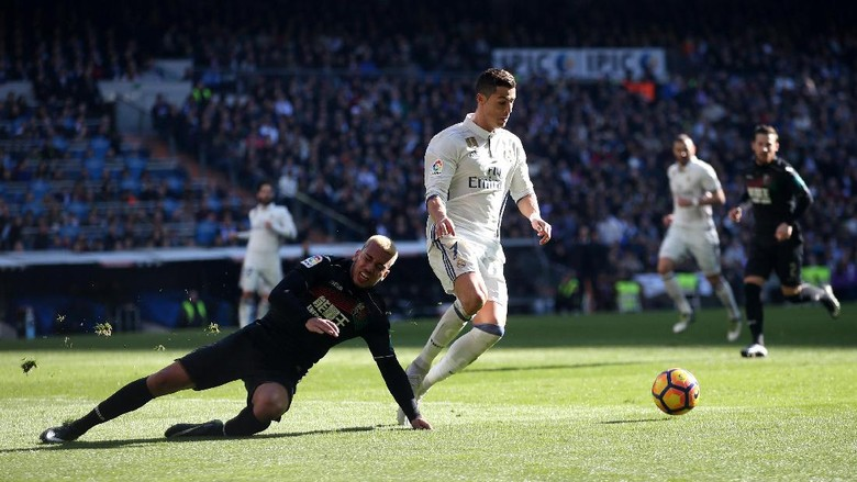 Madrid Kembali Istirahatkan Ronaldo