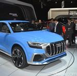 Audi Q8, Audi dalam Bentuk Terbaik