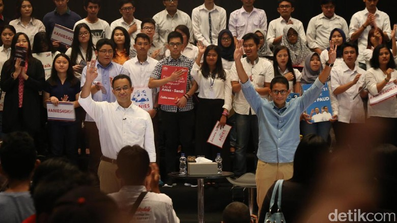 Anies-Sandi Ingin Wujudkan Green City di Jakarta, Begini Konsepnya