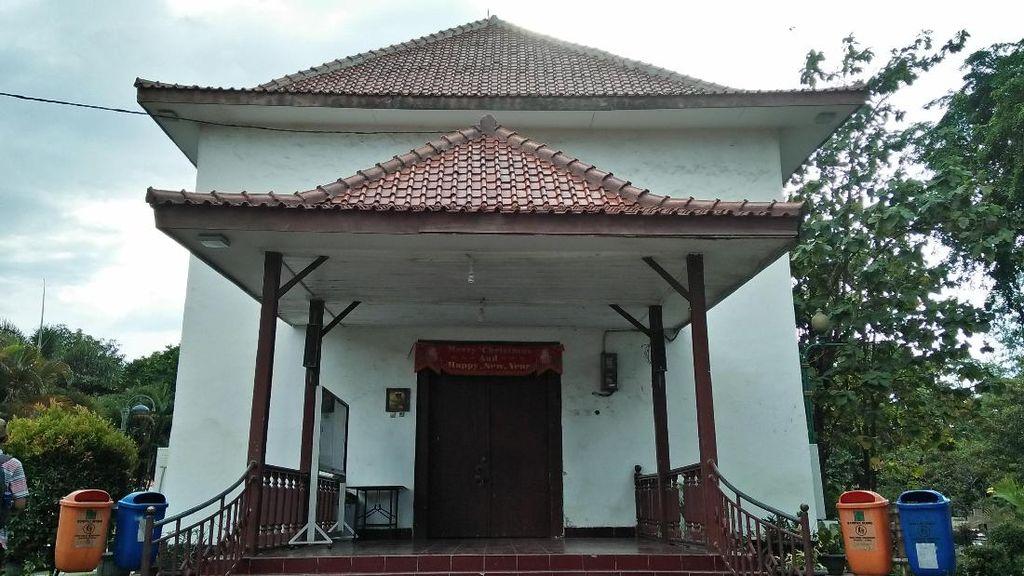Jejak Portugis di Gereja Tugu Jakarta
