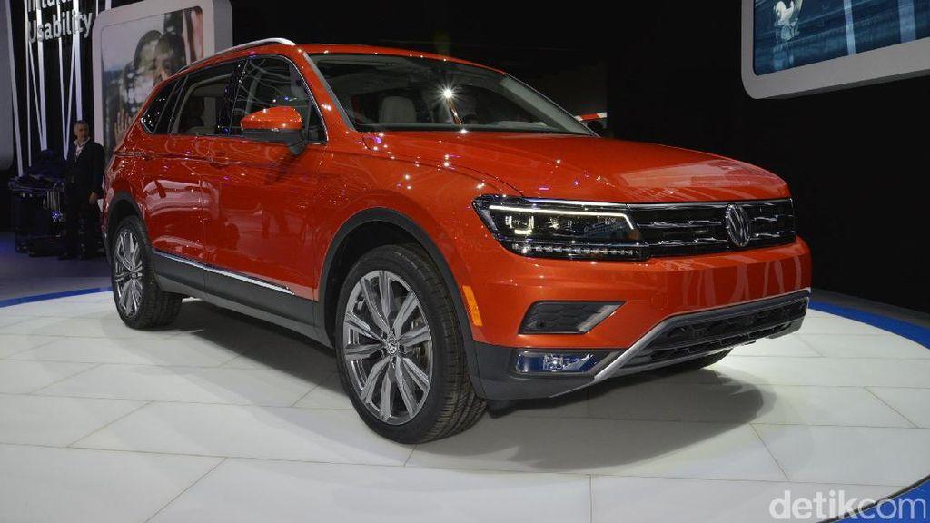 Volkswagen Tiguan Kini Punya 7 Penumpang