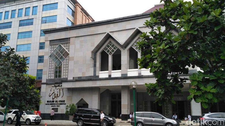 Walkot Jakpus Siap Berikan Data Pembangunan Masjid yang Diselidiki