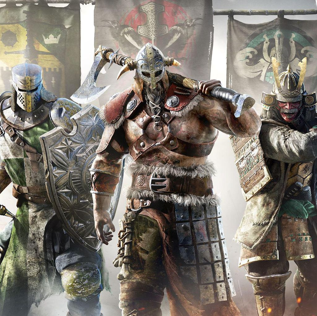 Ubisoft Gelar Beta Test Game For Honor, Ini Jadwalnya
