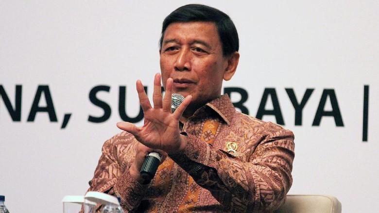 Soal Cuitan SBY, Wiranto: Boleh Prihatin Asal Jangan Berlebihan