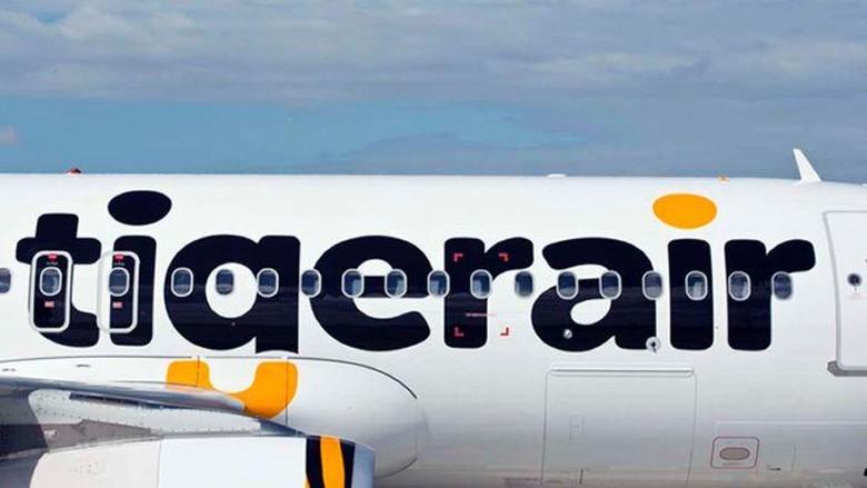 Penerbangan Tigerair dari Australia ke Bali Dihentikan