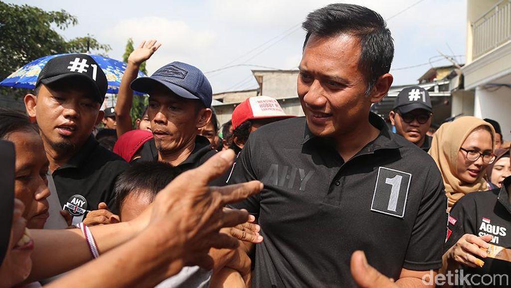Awali Kegiatan, Agus Yudhoyono akan Salat Jumat di Petamburan
