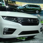 Honda Odyssey, Minivan Pertama dengan Transmisi 10 Speed