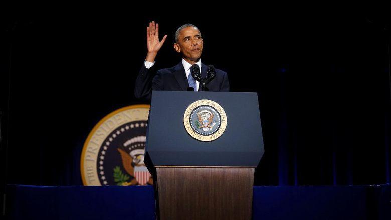 Ke Jakarta, Obama akan Pidato di Kongres Diaspora Indonesia