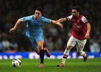 Nasri Soal Arsenal Yang Sulit Juara Premier League