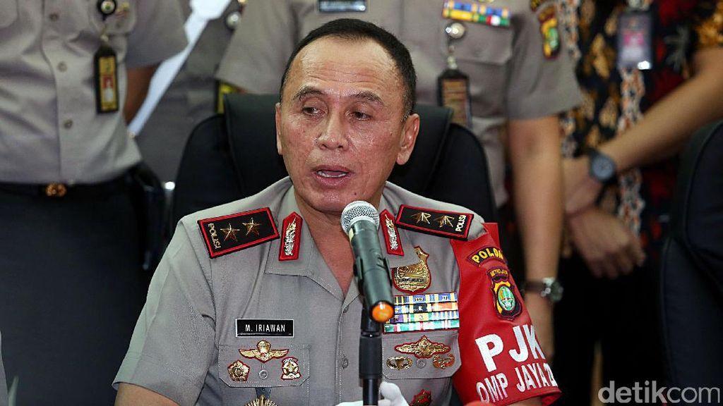 FPI Demo Saat Rizieq Diperiksa, Kapolda: Tak Boleh Menekan Hukum
