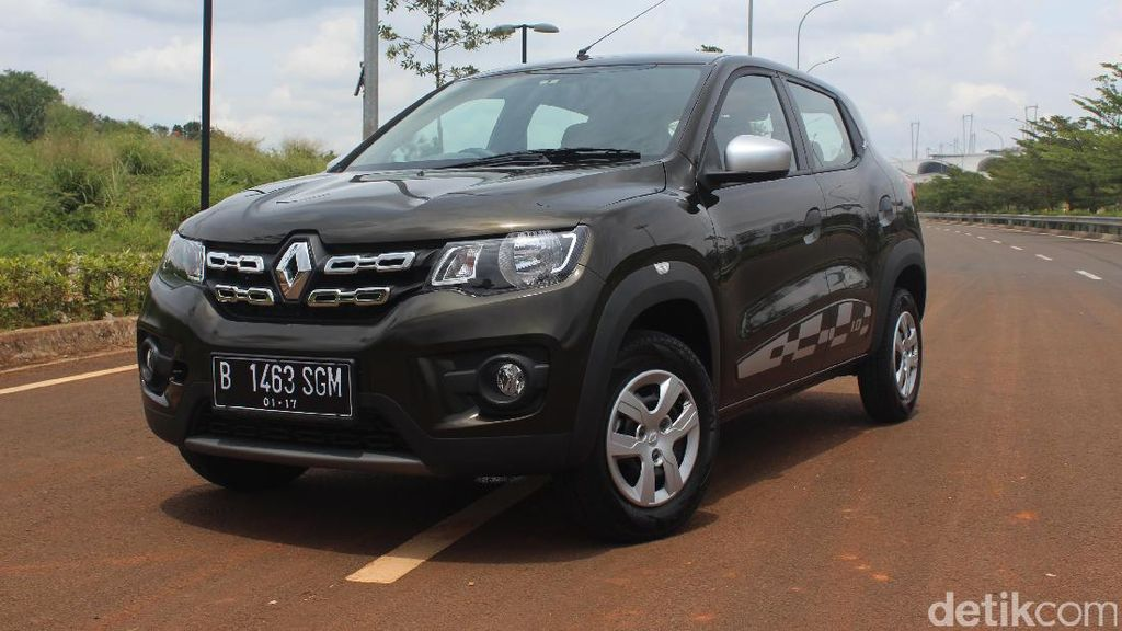 Membuktikan Keandalan Renault Kwid, Crossover Rp 100 Jutaan
