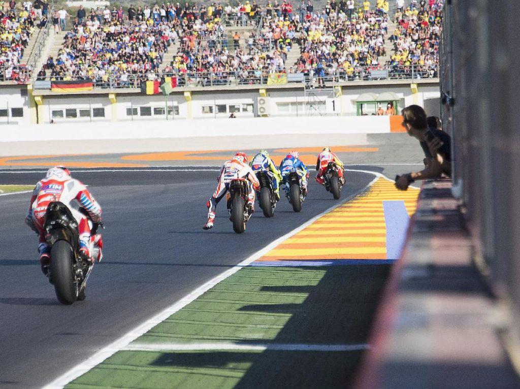 Statistik MotoGP Valencia