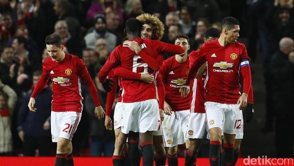 Head to Head: MU Lebih Sering Menang Atas Liverpool di Old Trafford