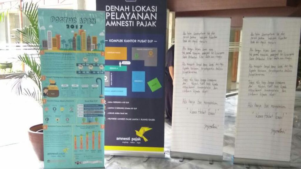 Kantor Pajak Pusat Hanya Layani WP Luar Jakarta