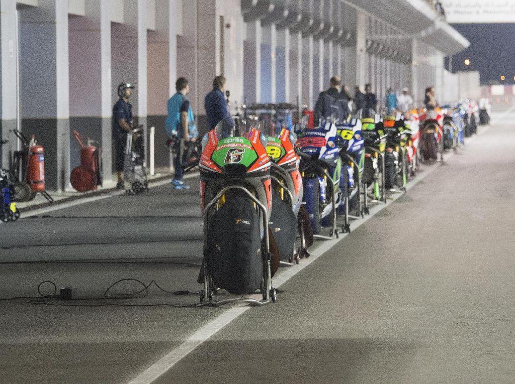 Bagaimana MotoGP Melawan Virus Corona?