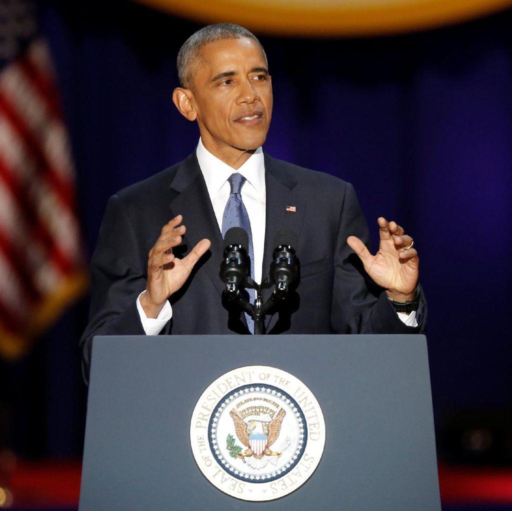 Pesan Korut ke Obama: Fokus Berkemas, Tak Usah Urusi HAM