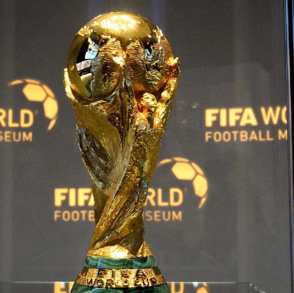 Kontestan Piala Dunia Ditambah, UEFA Minta Jatah 16 Tim