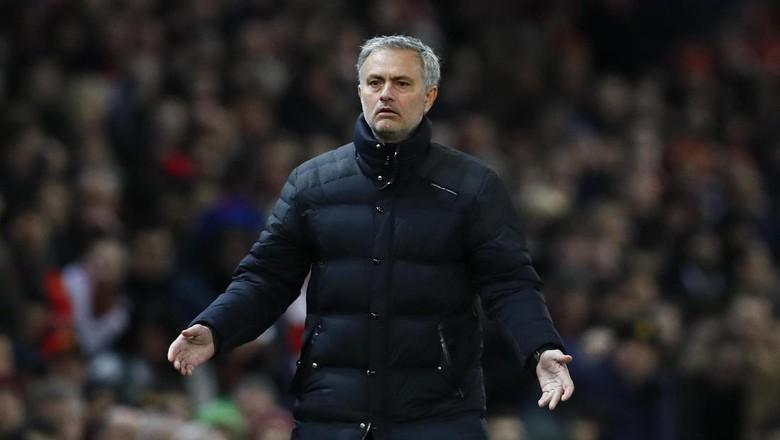 Pekerjaan Mourinho Paling Berat Dibanding Manajer Tim Papan Atas Lainnya