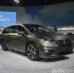 Honda Odyssey Transmisi 10 Speed Takkan Masuk Indonesia