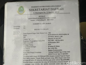 Polisi Kejar Otak Pelaku Penipuan CPNS di Bandung