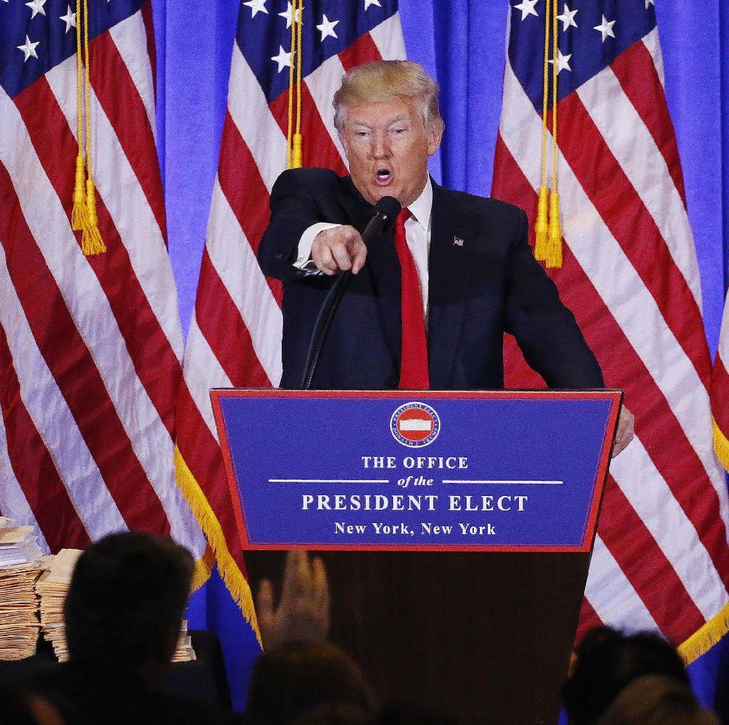 Arab Saudi Sambut Baik Pemerintahan Donald Trump