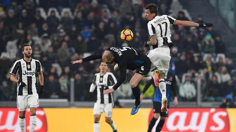 Juventus ke Perempatfinal Usai Menang Tipis atas Atalanta