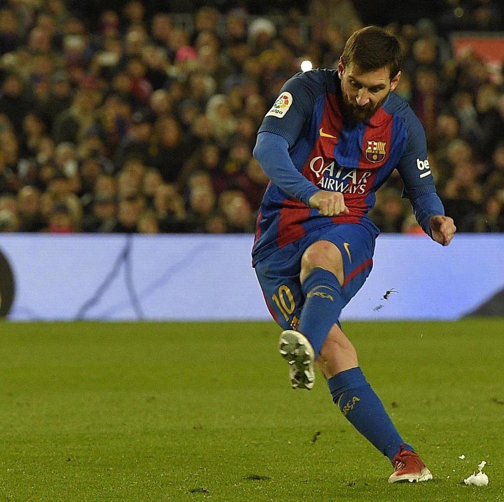 Ayah Messi Tanggapi Masa Depan Anaknya di Barcelona