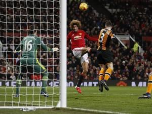 Mata: Gol ke Gawang Hull Akan Tambah Kepercayaan Diri Fellaini