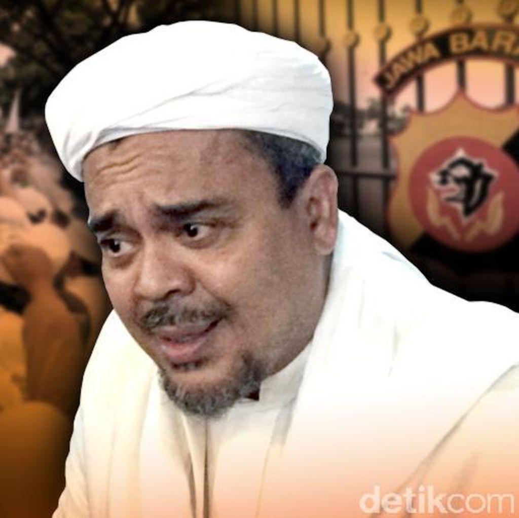 Polisi Imbau Rizieq Tak Kerahkan Massa, FPI: Masyarakat Punya Hak