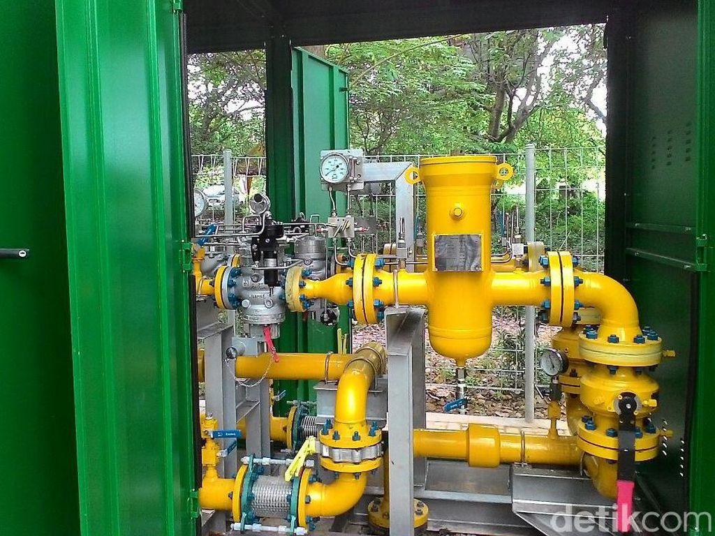 KPPU Curigai Ada Calo yang Permainkan Harga Gas di Medan