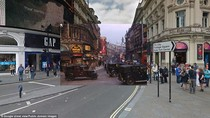 Potret London Sekarang & Seratus Tahun Silam