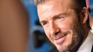Beckham Pernah Kecewa Berat Sampai Puasa Nonton MU Selama 3 Tahun