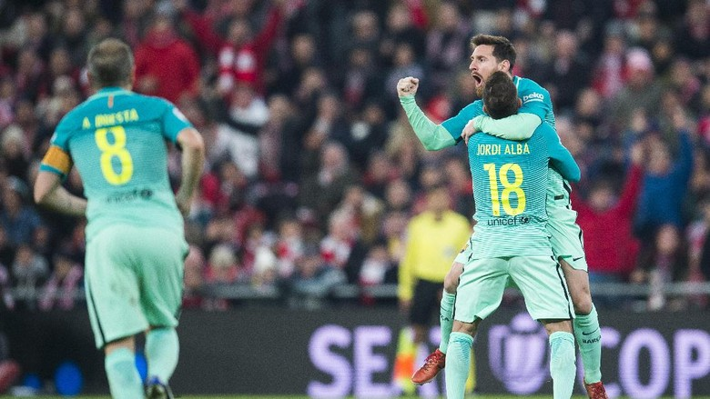 Barcelona Harus Melanjutkan Kemenangan Hingga Tak Ada yang Meragukan Lagi