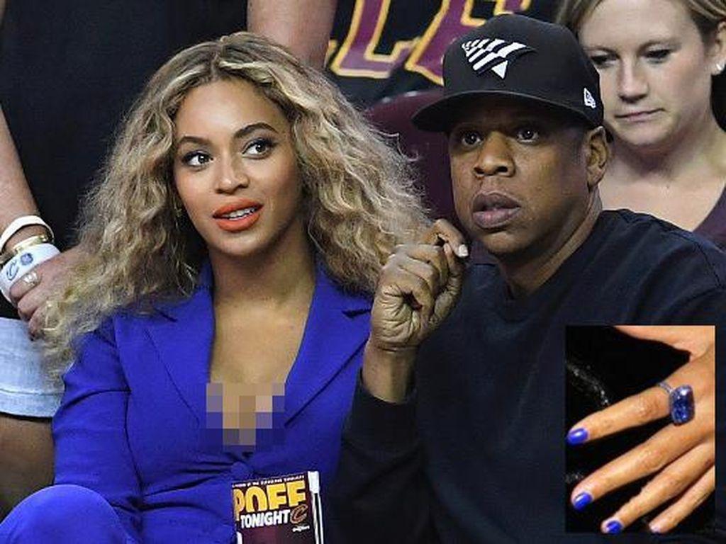 Baru Umumkan Kehamilan, Beyonce Sudah Digosipkan Cerai dari Jay Z